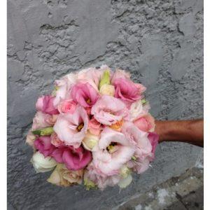 Микс в розовых тонах