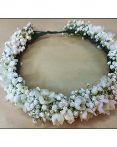 פרחי גורדון זר ראש