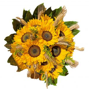 Sunflower Bouquet-Limited Edition