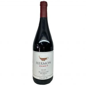 Hermon Kosher dry wine