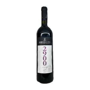 Vintage-Wine-2900-Merlot – Jerusalem-Wineries kosher