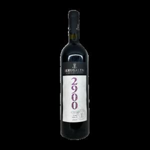 Марочное вино 2900 Merlot — Иерусалимские винодельни кошерный