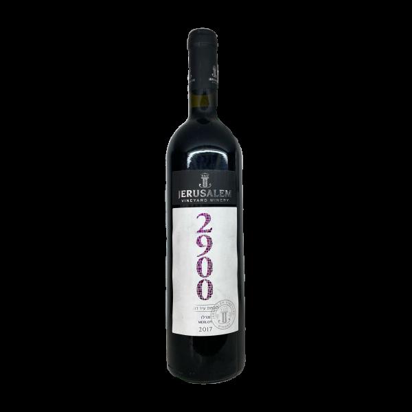 פרחי גורדון יין וינטיג מרלו