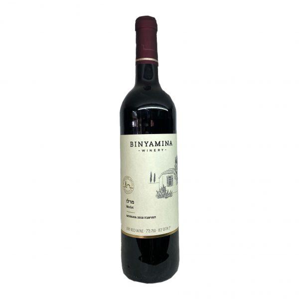 פרחי גורדון יין מרלו בנימינה