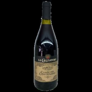 יין קאווה סנטנריו רוסו תוצרת איטליה