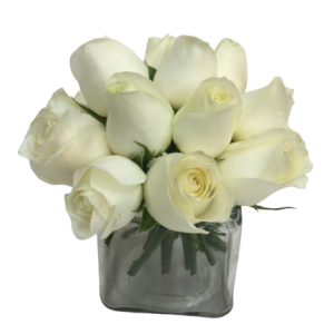 ורדים בואזה לשולחן
